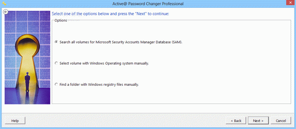 Active@ Password Changer Professional Crack & Keygen