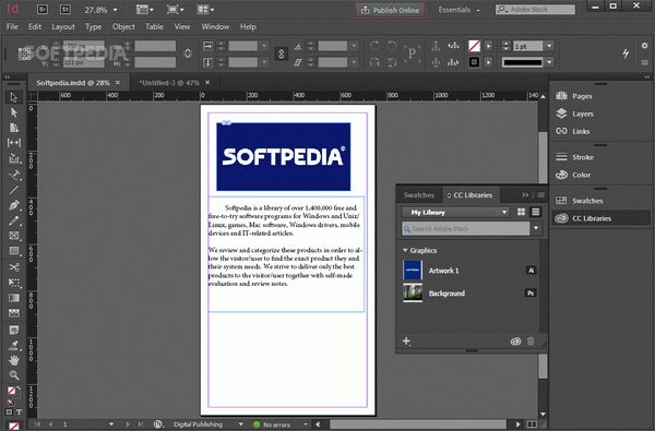 Adobe InDesign Crack With Activation Code Latest 2020