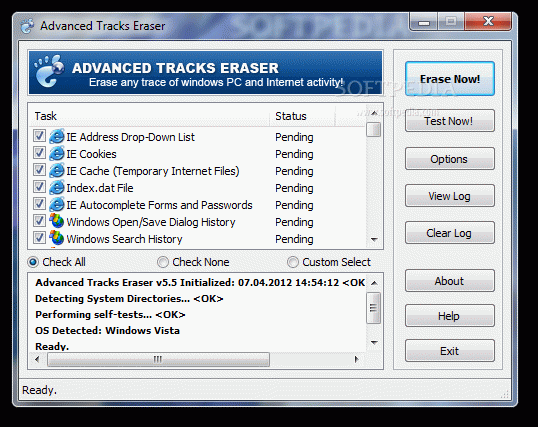 Advanced Tracks Eraser Crack + License Key Updated