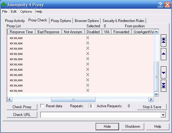 Anonymity 4 Proxy (A4Proxy) Crack With Activator