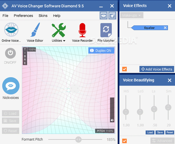 AV Voice Changer Software Diamond Crack + Serial Key Updated