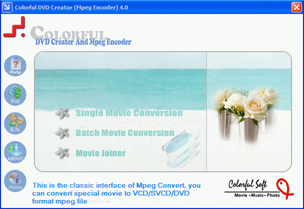 Colorful DVD Creator Crack + License Key Download