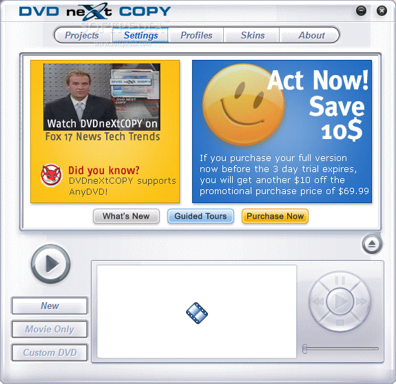 DVD neXt COPY Activator Full Version