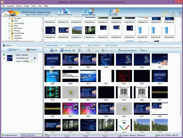 DVD Photo Slideshow Professional Crack + Activator Updated