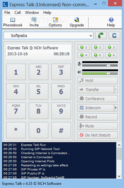 Express Talk (formerly Express Talk VoIP Softphone) Crack & Serial Number