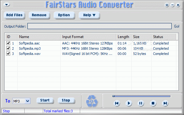 FairStars Audio Converter Serial Key Full Version