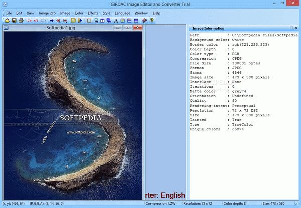 GIRDAC Image Editor and Converter Crack & Activation Code