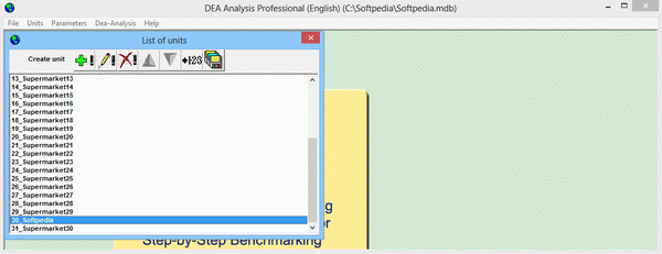 DEA Analysis Professional (formerly KonSi Data Envelopment Analysis DEA) Crack + Keygen (Updated)