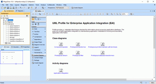 MagicDraw UML Crack + Activation Code Updated