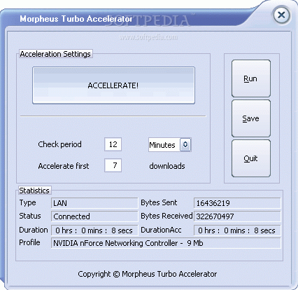 Morpheus Turbo Accelerator [DISCOUNT: 35% OFF!] Crack With Serial Number Latest 2020