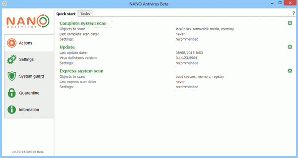 NANO AntiVirus Pro Crack + Keygen Download 2020