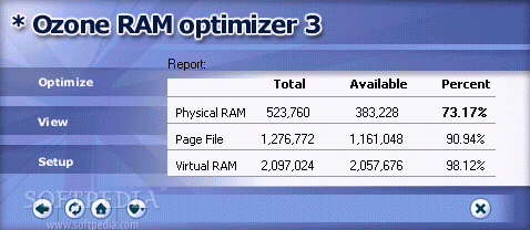 Ozone RAM Optimizer Crack With Activation Code
