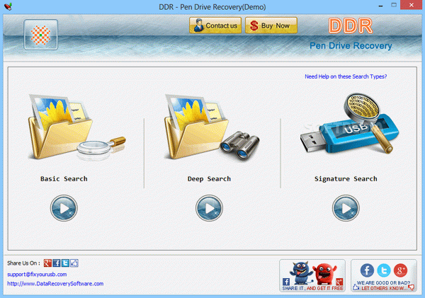 DDR - Pen Drive Recovery Crack + Activator Updated