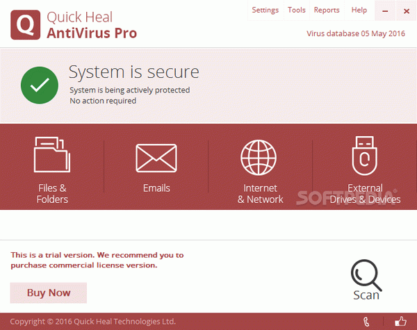 Quick Heal Antivirus Pro Crack Plus License Key