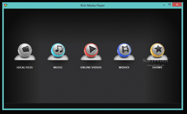 Rich Media Player Crack & Activator