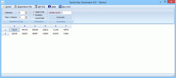 Serial Key Generator Crack With License Key