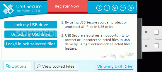 USB Secure Crack Plus Serial Number