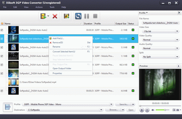 Xilisoft 3GP Video Converter Crack + Activator (Updated)